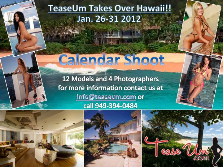 TeaseUm Takes Over Hawaii Event
