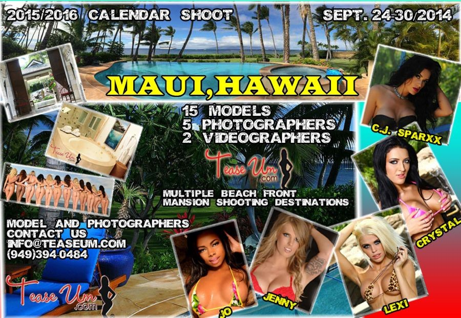 Hawaii September Photo Shoot