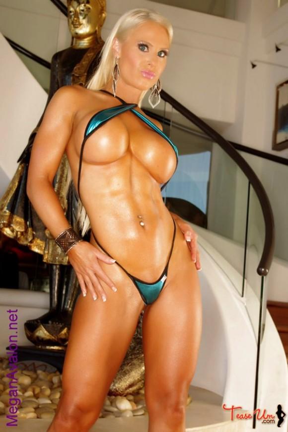 Big titty russian woman gets a sensuous 9