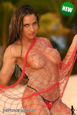 Maya Starr crazy hot bikini beauty pic