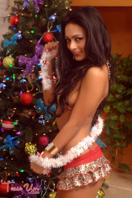 Lexa Rae Naughty On Christmas