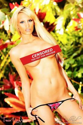 Melissa Teixeira stunning bikini beauty pic
