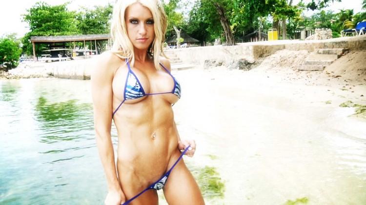 Melyssa Buhl Hot And Sexy Hardbody