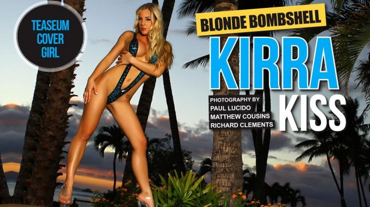 Blonde Bombshell Kirra Kiss