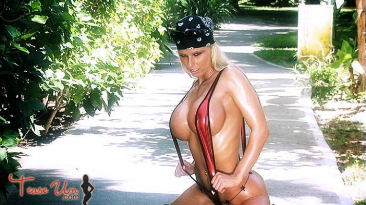 Trisha Maree Gorgeous Babe Big Boobs