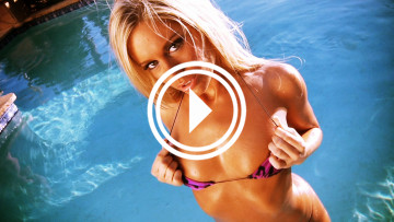 tanned teaseum bikini model karin noelle video