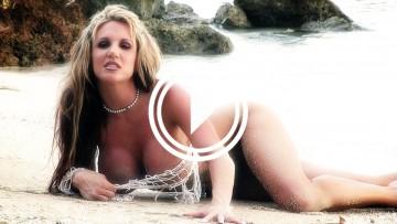 Brigette Ashley is the hottest busty blonde bikini babe ever!